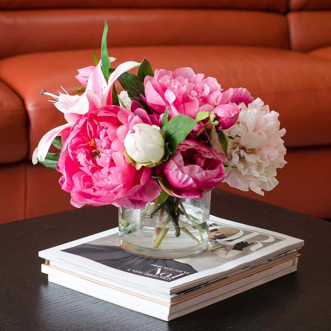 Mother Ideas: Peony Artificial Flowers, Hot Sale Artificial Fake ...