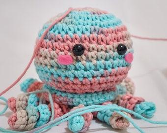 Ombre Jellyfish Crochet Pattern