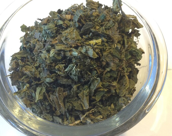 1/2 oz Nettle Leaf Organic  BPA free  no Additives preservatives, vegan friendly