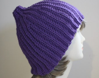 PATTERN - Vertica Beanie - Free International Shipping