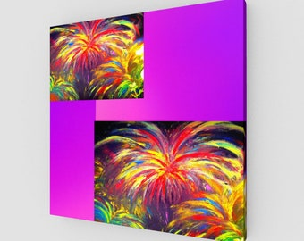 Print ArtMyoParis - Deco frame