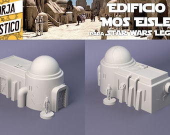 "Mos Eisley ""Type 4"" Building for Star Wars Legion"