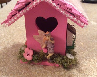 The fairy cottage