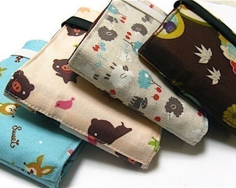 Wallet   Custom Fabric Wallet   Vegan Billfold