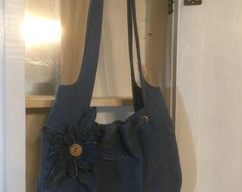 Bluejean purse