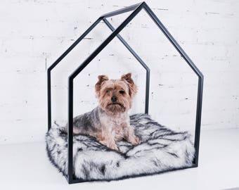 LOFT Den Dog's bed