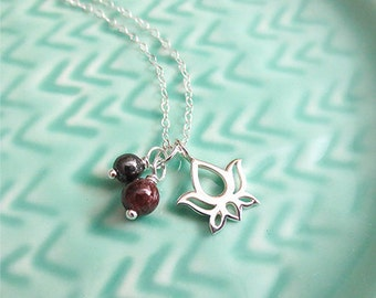 Fertile Lotus Fertility Necklace