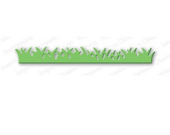 Impression Obsession Small Grass border