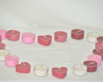 Scented Tea Candles sets