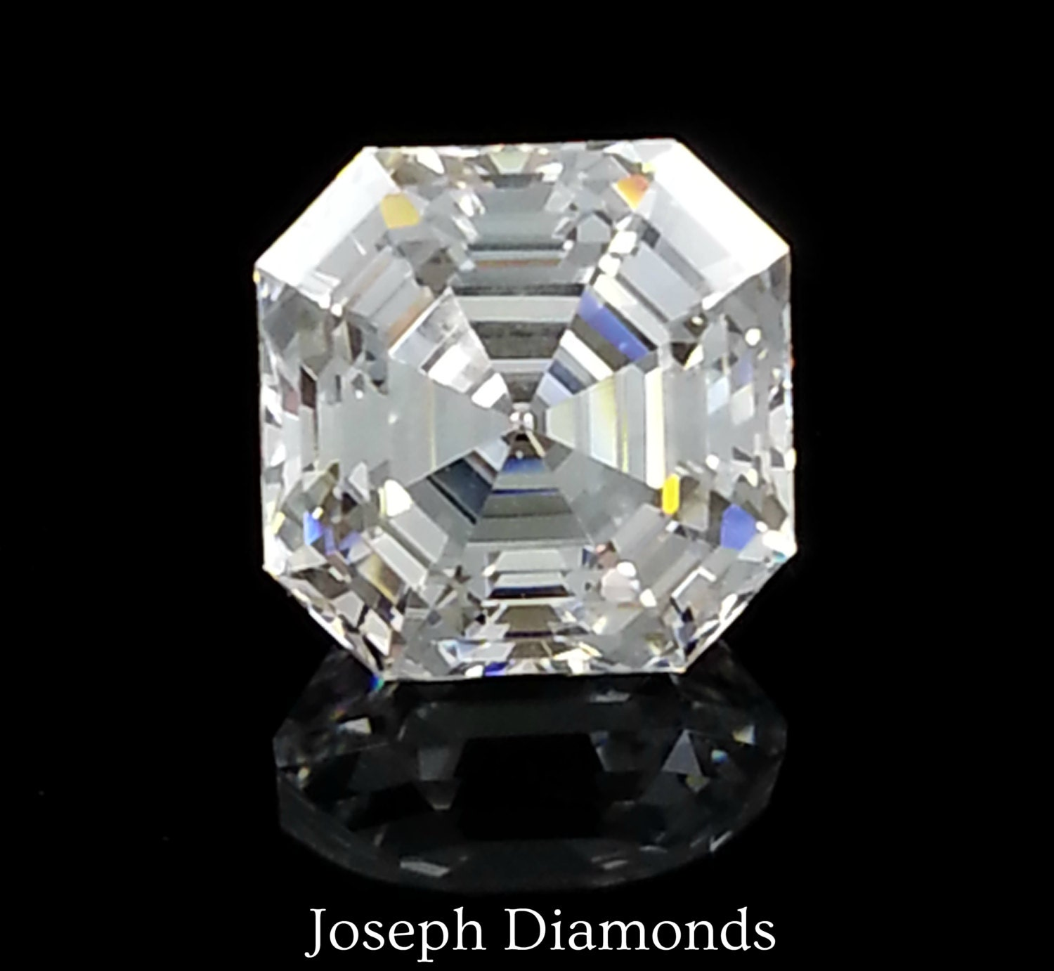 asscher cut rings solitaire for master gia sale j at royal platinum jewelry carat id certified in asher diamond ring