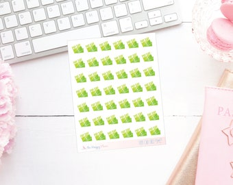 Pay Day Planner Stickers