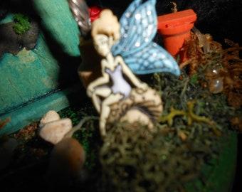 Fairy House in Fairy Garden- miniature