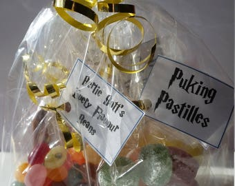 Harry Potter gift, honeydukes   inspired sweets,birthdays,back to school enjoy on the Hogwarts Express.Warning: not suitable for muggles!
