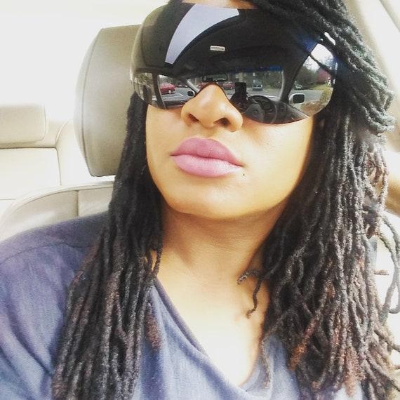 Shield Sunglasses Half Face Bugeyes