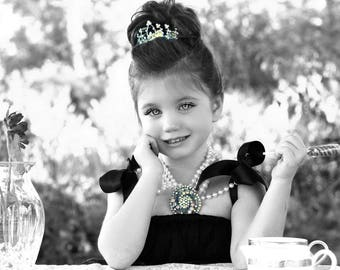 Flower Girl Dress | Flowergirl Dress | Wedding Dress | Flowergirl | Flower Girl | Flower Girl Tulle Dress | Flowergirl Tulle Dress | Black