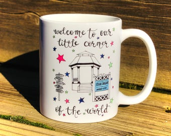 "Gilmore Girls ""Stars Hollow"" mug"