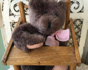 "Sweet Raikes Teddy Bear ""Jamie"""