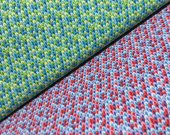 Feathers Red or Blue ~ Night Bright Collection ~  Hello Angel for Wilmington Fabrics, Cotton Quilt