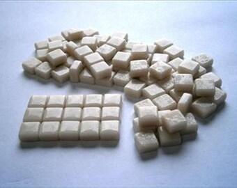Micro Mosaic 8mm Tiles 100 pack Mosaic Heaven Micro Mosaic Tiles, Frappuccino I1 Tesserae, Tessera.