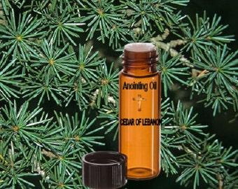 Cedar of Lebanon Anointing Oil