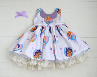 Vintage Disney Princess Dress