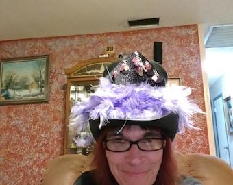 Purple hat Band