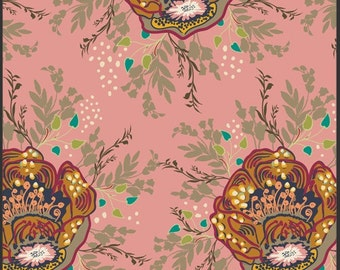 Art Gallery Pat Bravo - Indie Royal Nature - Nectar Available in Yards, Half Yards and Fat Quarters