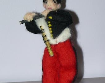 The Fife player Edouard Manet