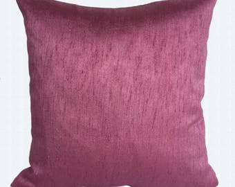 Solid lilac pillow Etsy