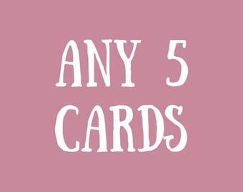 PACKS + MULTIPLE CARDS
