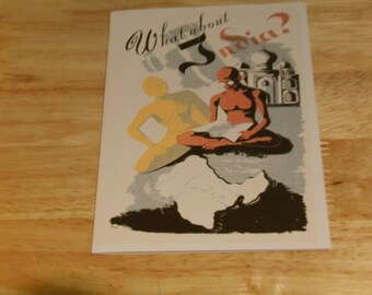 Potent Noteables: Gandhi Card