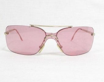 Authentic CHRISTIAN DIOR Mini Motard 80b frame sunglasses Italy