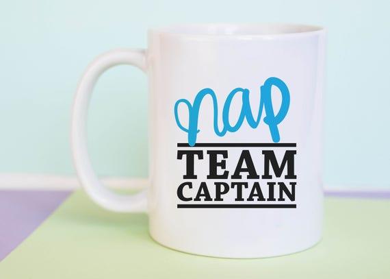 Nap Team Captain Mug (With Gift Box)