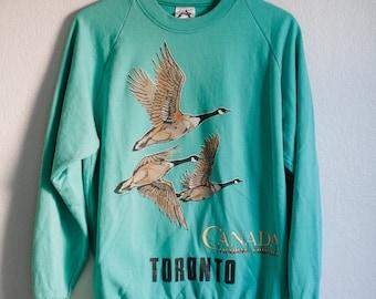 Vintage Toronto Canada Sweatshirt