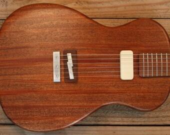 Poorboy Electric Guitar: American Handmade