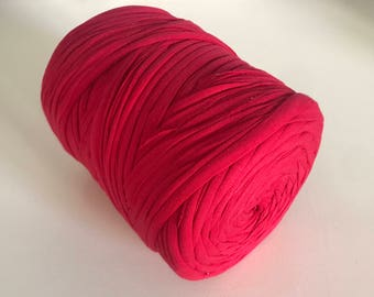 Large coil trapilho red 963
