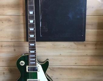 Vinyl Record Album Jacket Guitar Hanger / Blank / Add Your Own Album Jacket