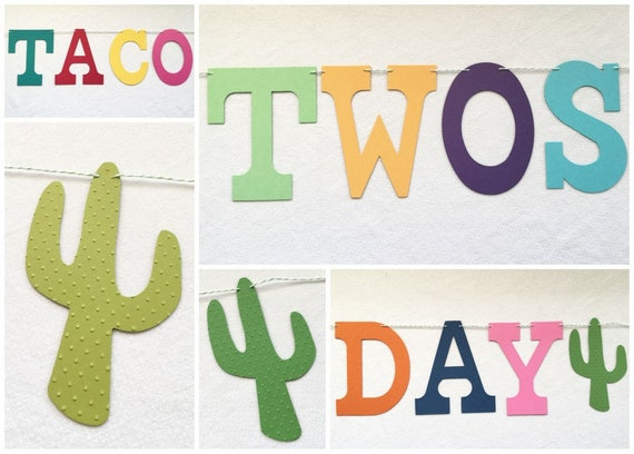 Fiesta Taco Sticker 5 Pack