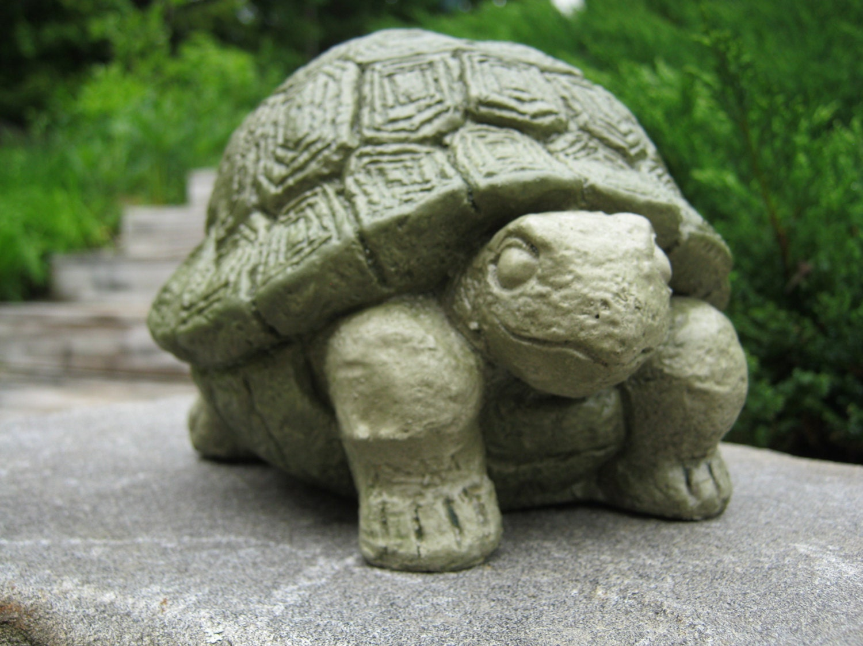 Turtle Statue Concrete Garden Statue Concrete Turtle