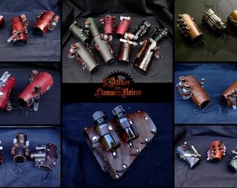 Alchemical armbands / Alchemist ArmBrace