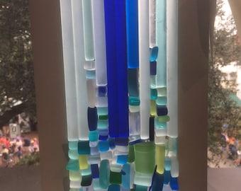 Sea Glass Waterfall