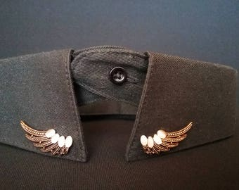 Collar tips Icarus Wings
