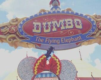 Dumbo Mouse Ears || Dumbo  Mouse Ears || Dumbo Mouse  Ears Headband | Ears