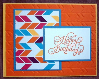 Handmade Birthday Cards; Card Set; Stampin Up Cards