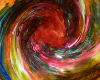 Abstract Photography, colorful abstract photography, rainbow colored photography, fine art photography, glass photography