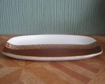 Vintage Poole Pottery Dish Shape 361