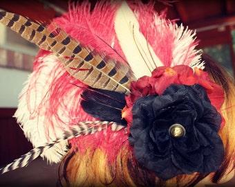 SALE 25% OFF!!! Native Sunset Mixology Headband Set
