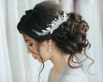 Bridal Hair Comb, Crystal Comb, Wedding Comb, Wedding Hair Accessory
