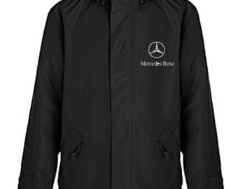 Mercedes-Benz  AMG Quilted Polyester Wind and Water Resistant Winter Jacket