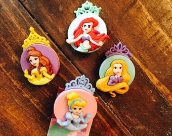 Disney Dad's Princesses Bookmark